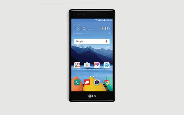 Verizon launches LG K8 V international Android smartphone