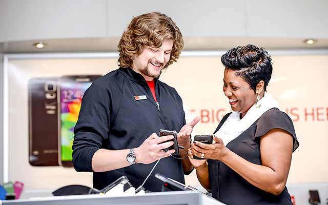 Connectors, Collaborators, Champions for the Customer: Meet Our Smart Store Employees