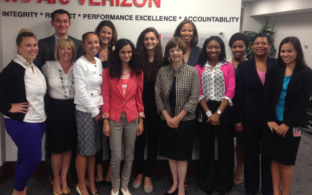 Two Tech Girls spent a day with Verizon's policy staff