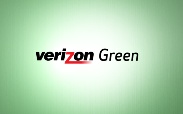 Verizon Green Logo