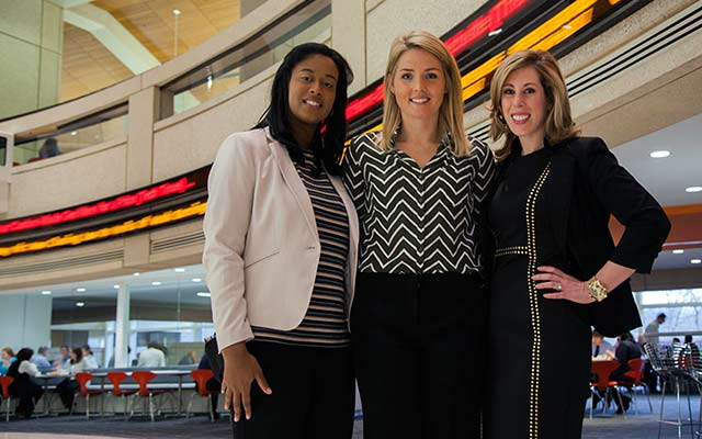 Meet 3 women whose careers are flourishing at Verizon