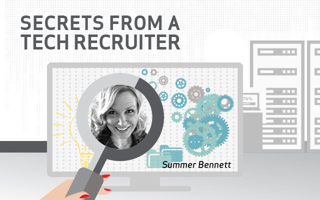 Secrets From a Tech Recruiter: Summer Bennett