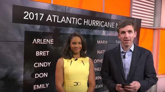 AccuWeather and Verizon News hurricane update
