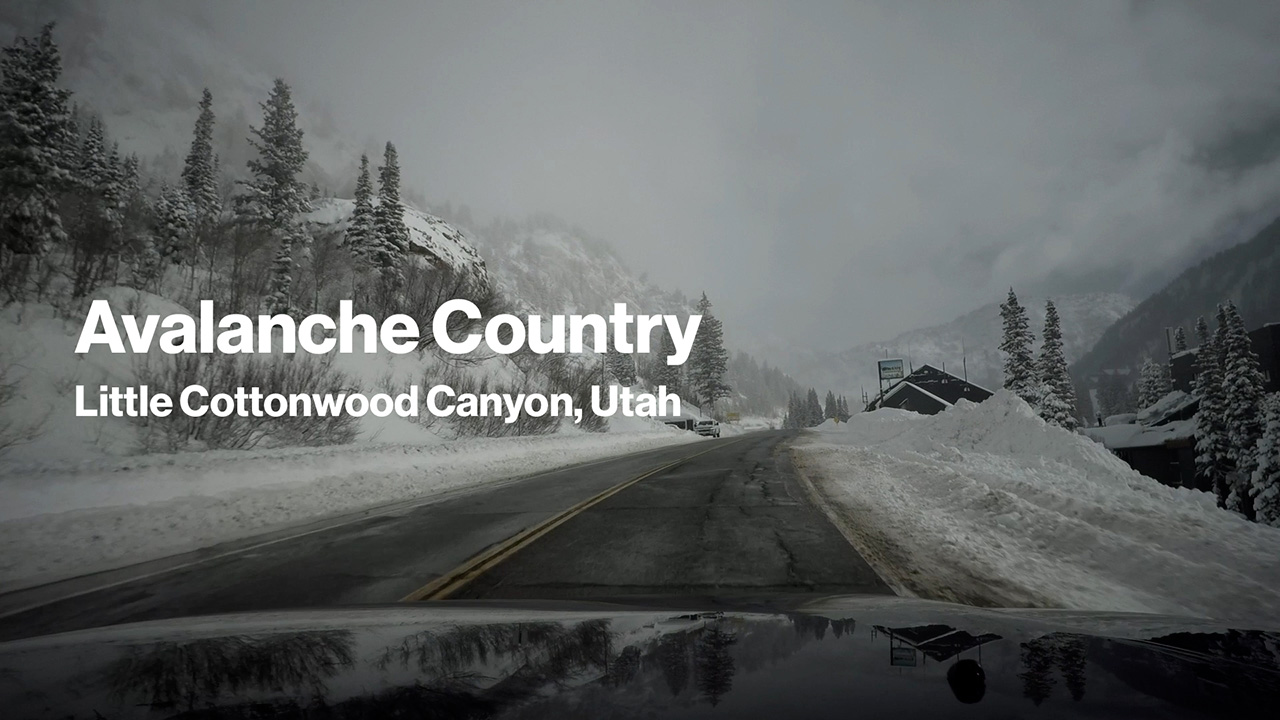 Avalanche Country - Best for a Good Reason Video