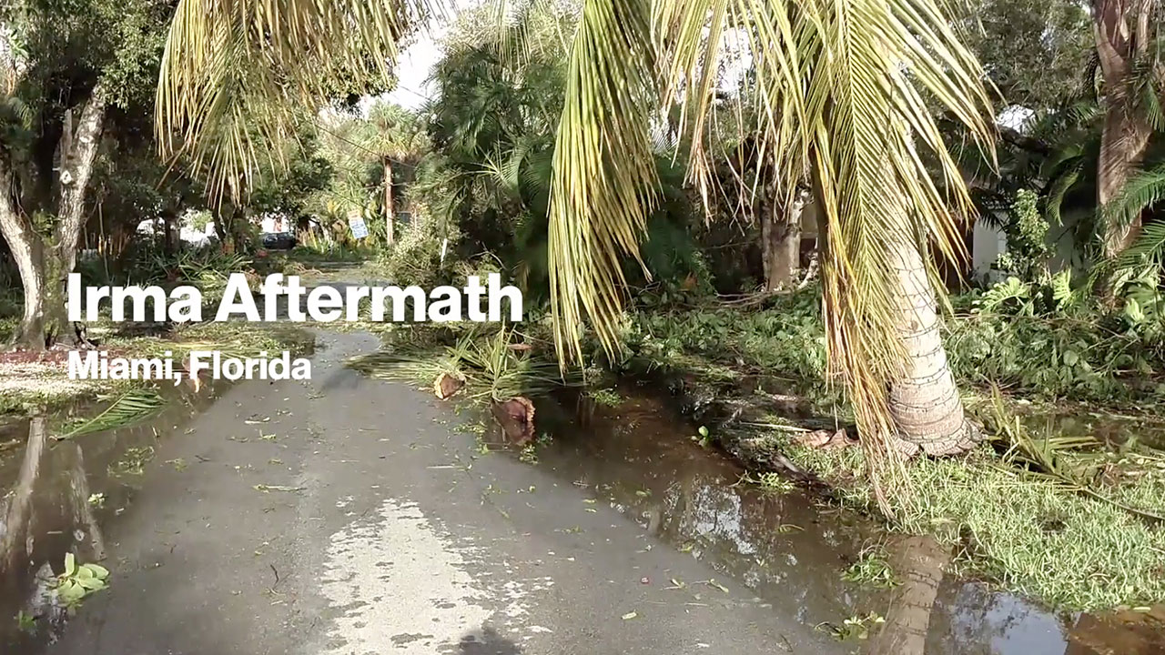 Irma Aftermath - Best for a Good Reason Video