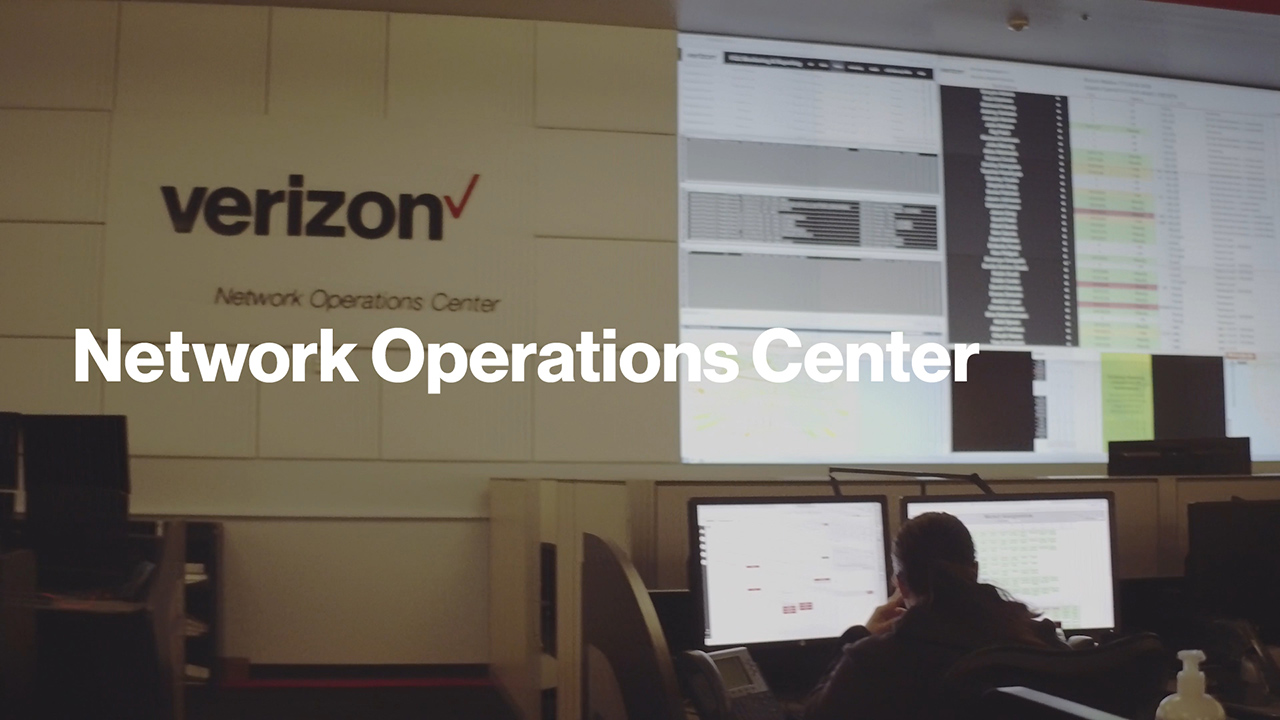 Network Operations Center - Best for a Good Reason Video