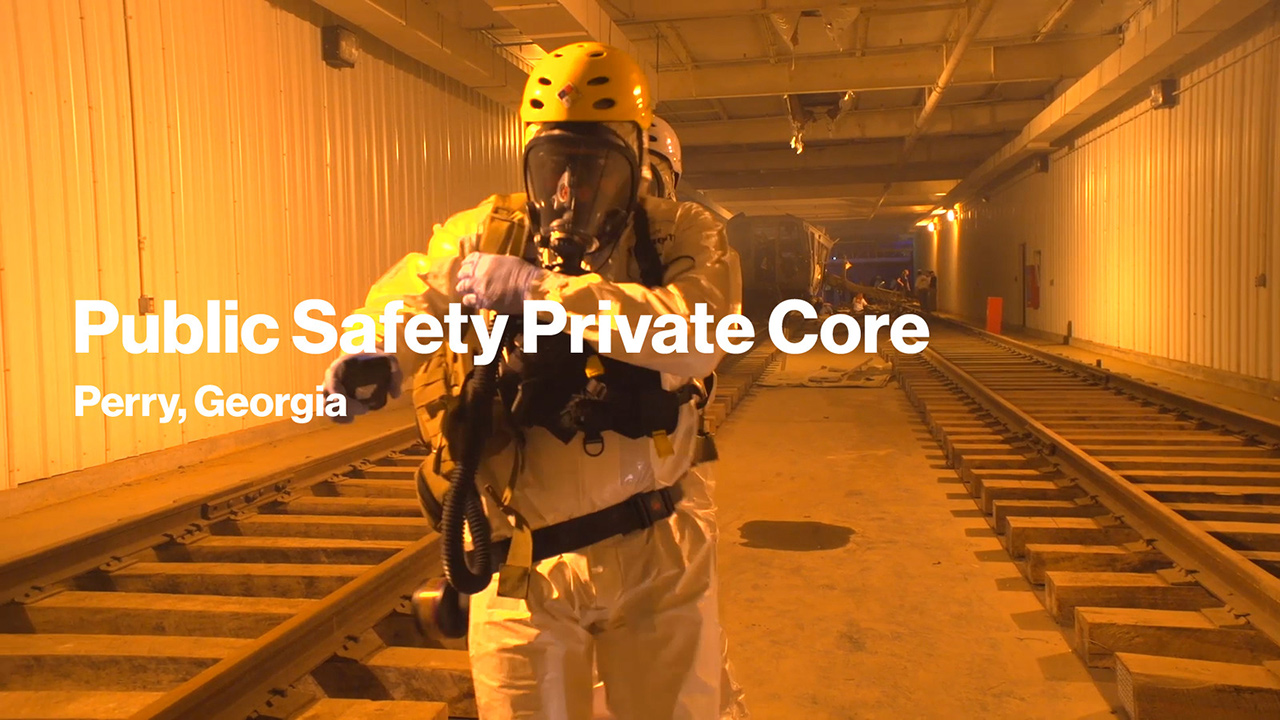 Public Safety Private Core - Best for a Good Reason Video
