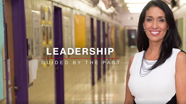 Part One - Watch a video about Verizon's Chief Talent and Diversity Officer Magda Yrizarry