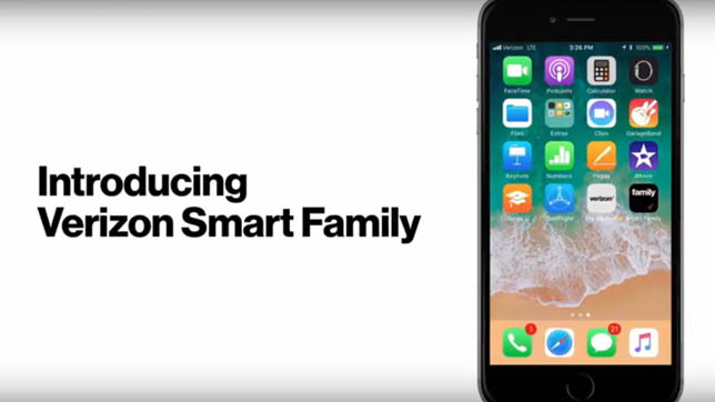 Introducing Verizon Smart Family