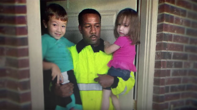 Watch Video about Answering the Call: The Barretts and Deputy Rick Johnson
