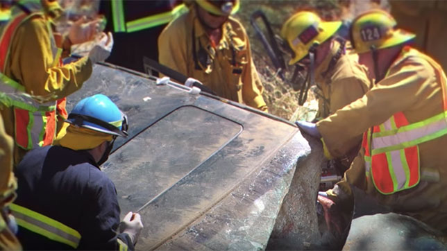 Watch Video about Answering the Call: Joe Clopton and Paramedic Ryan Chapin