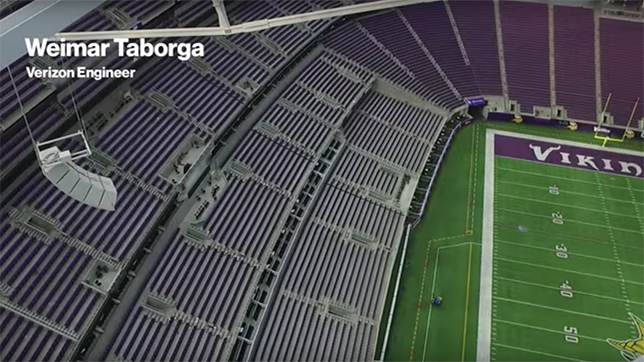 Watch Video about Stadium Catwalk | Best for a good reason.