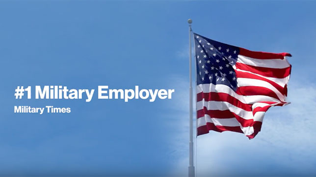 Watch Video Why Verizon hires veterans