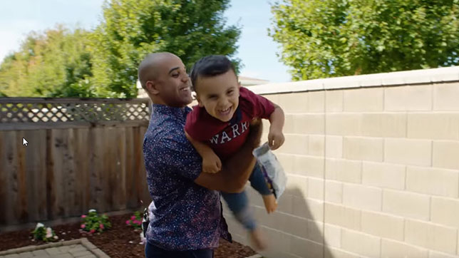 Video - Why Verizon? Benefits that support family values.