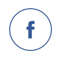 Image of Facebook icon.