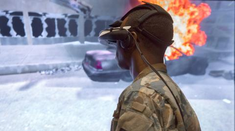 How VR and 5G can help returning vets heal