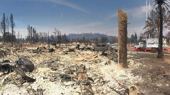 101717 Northern California wildfires update image