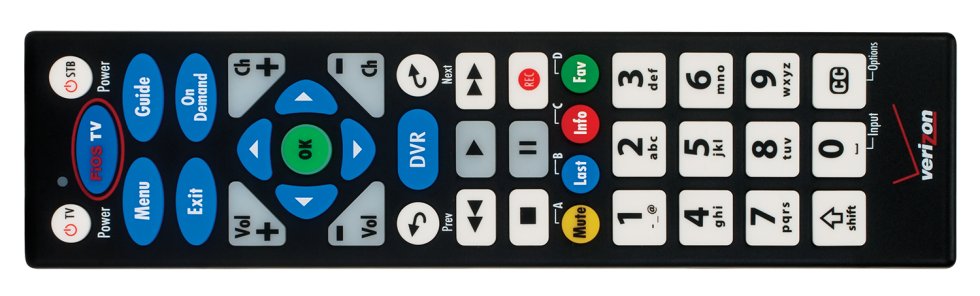 Image of Big Button Remote