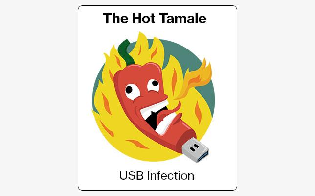 Hot Tamale illustration