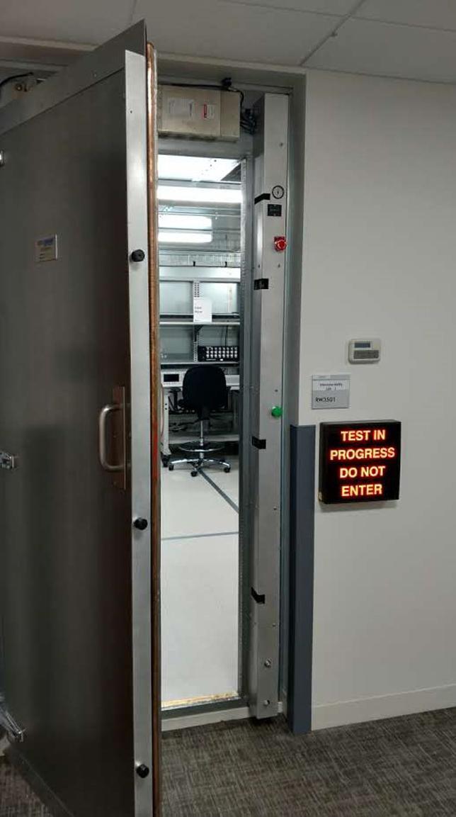 Verizon Device Testing Lab