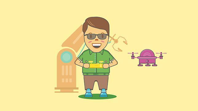 Micro robotic designer