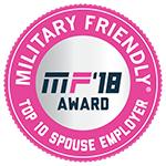 Military Spouse Award