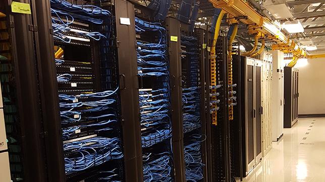 Verizon wireless switching centers
