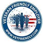 Veteran-Friendly Award