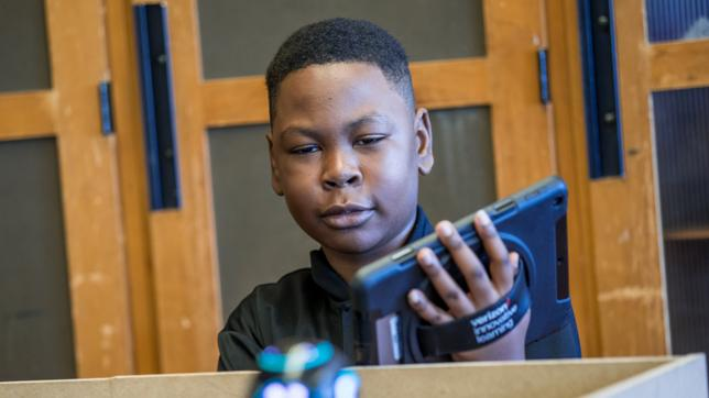 Two teachers use tech—in different ways—to transform their