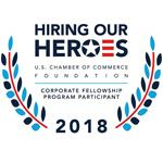 Image of Hiring our Heroes Award