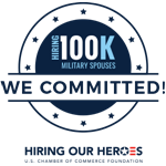 We Committed Badge