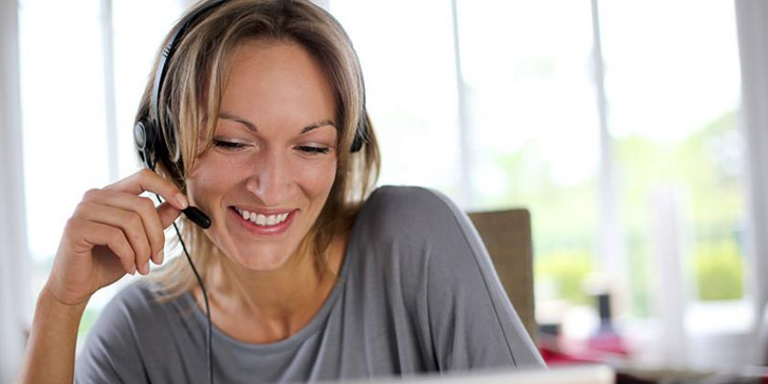 Featured job: Work from Home Customer Service Representative