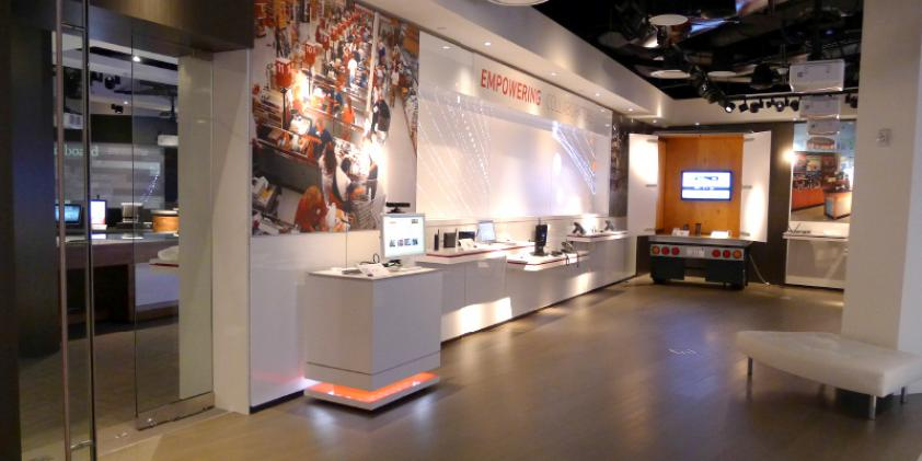 Inside the Verizon Innovation Center
