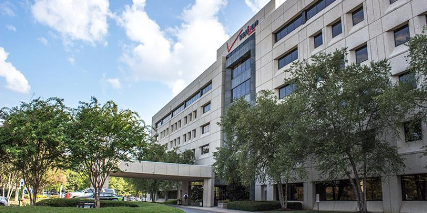Our offices in Little Rock.