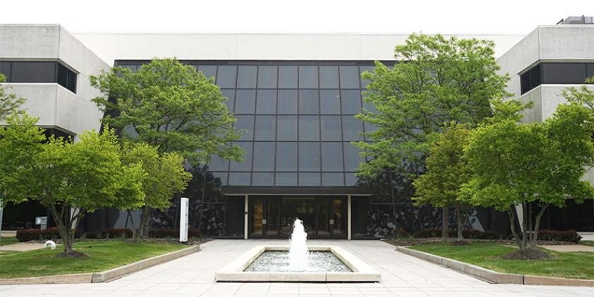 The exterior of our Morristown offices.