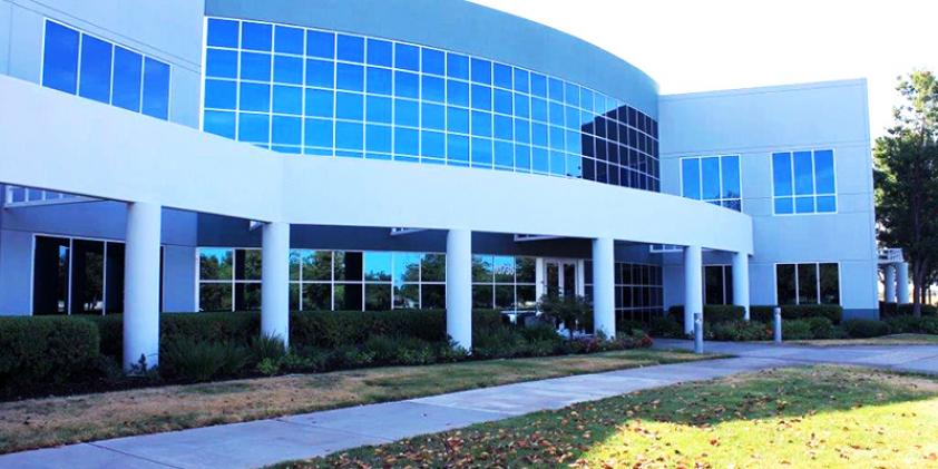 Our offices in Rancho Cordova.