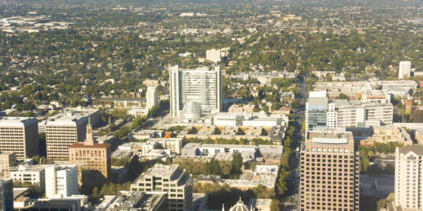 A look at downtown San Jose