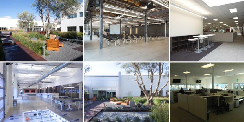 An inside look at our San Jose office, the outdoor BBQ area and more.