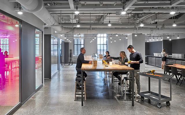 Verizon corporate office space
