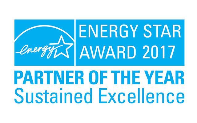 Energy Star Award Logo