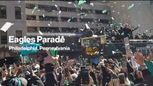 Eagles Parade | Best for a good reason.