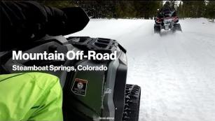 Mountain Off-Road | Best for a good reason.