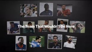 "Verizon | ""The Team That Wouldn't Be Here"" :60"