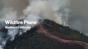 Wildfire Plane - Best for a Good Reason Video