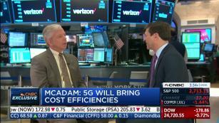 Lowell on CNBC talking 5G