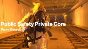 Image of Verizon Public Safety Private Core