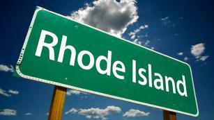 Rhode Island sign