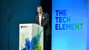 Photo of Ronan Dunne at MWCA