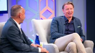 Hans Vestberg at the Billion Dollar Roundtable