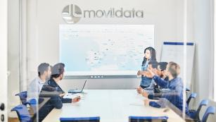Movildata employees